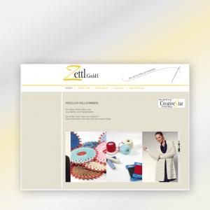 Zettl GmbH, Handarbeiten, Handarbeitswaren, Nähgarne,